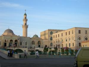 The Grand Mosque built in 1936