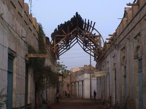 Massawa Old City