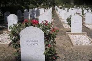 Keren Italian And The Commonwealth War Graves
