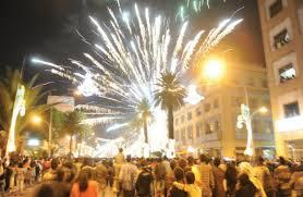 Eritrean Independence day fireworks show