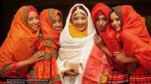 Eritrean Blen traditional