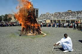 September square Meskel celebrations