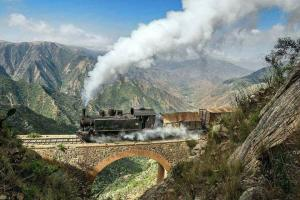 Riding On Old Locomotive Tour Packages